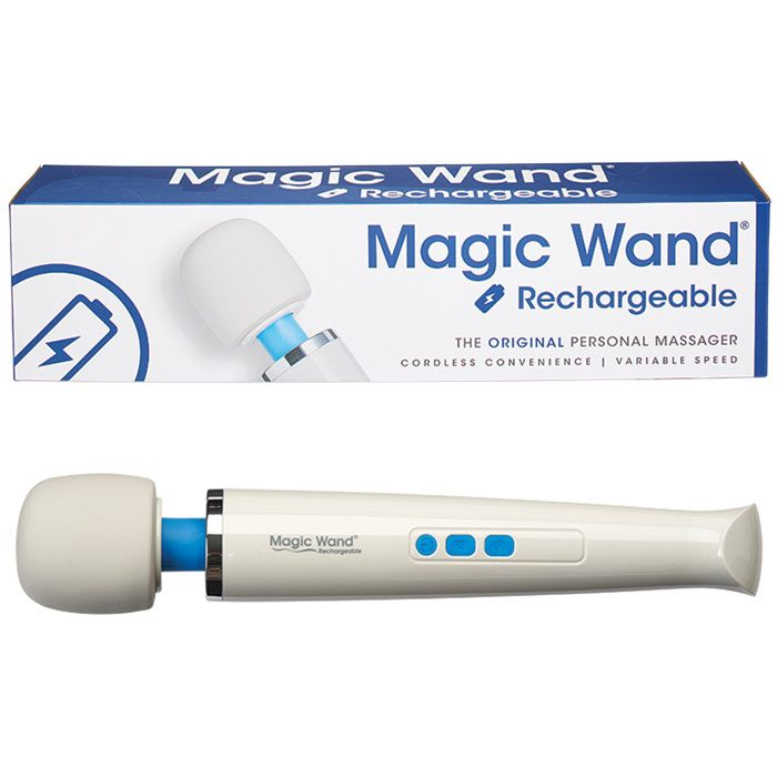 Magic Wand Rechargeable HV270