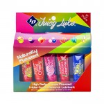 ID Juicy Lube Flavored Tubes 5 Pack
