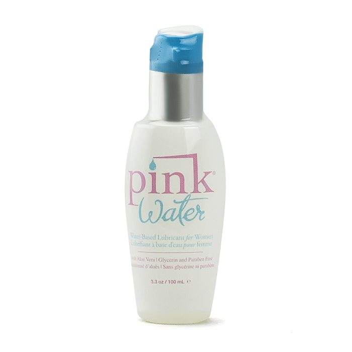Pink Water Based Lubricant For Women 3.3oz