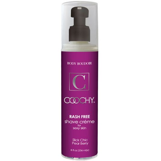 COOCHY-SHAVE-CRÈME-SLICK-CHIC-PEAR-BERRY