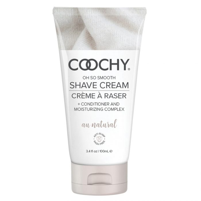 Coochy Shave Cream-Au Natural 3.4oz