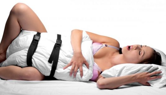 Passion Pillow Universal Wand Harness