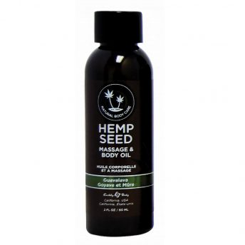 Hemp Seed Massage & Body Oil